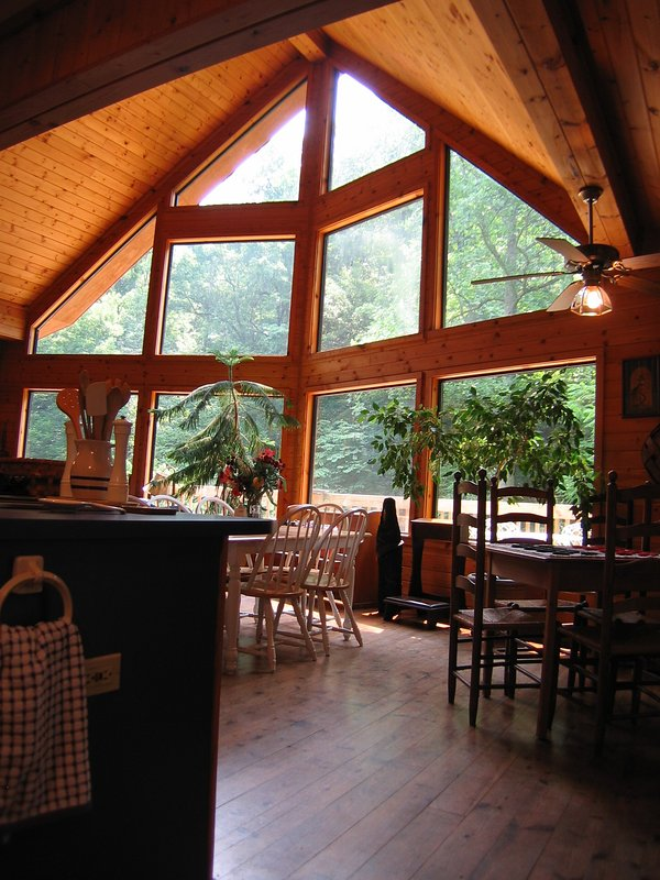 Owl's Hoot Vacation Cabin Smokey Mountains
