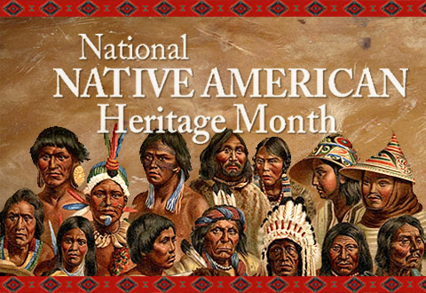 Celebrate National Native American Heritage Month this November!